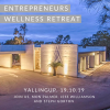 Entrepreneurs wellness retreat Yallingup