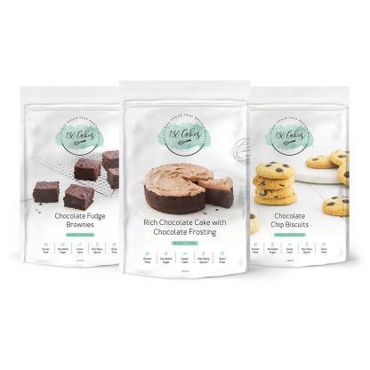 180 Cakes Chocoholic Pack
