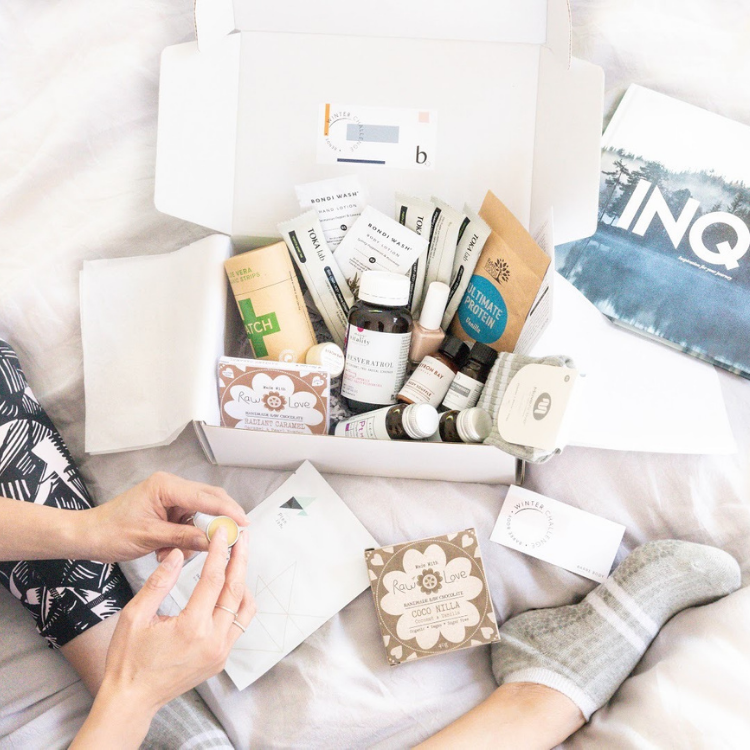 Winter Wellness Box